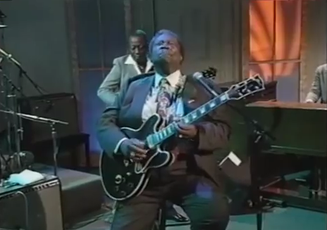 Photo of B.B.King – Paying the cost to be the Boss (1968)