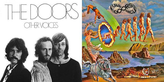 Photo of Rhino reedita los dos discos de los Doors sin Morrison