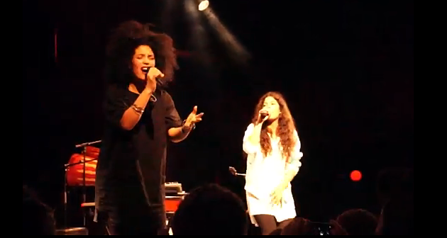 Photo of Instantáneas: Ibeyi (Barcelona, 26/05/15)