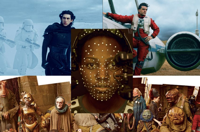 Photo of Las fotos de Annie Leibovitz de los personajes de Star Wars: The Force Awakens