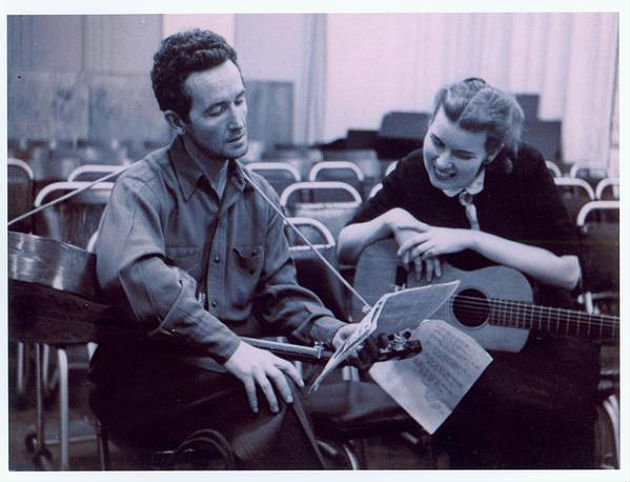 Photo of Fallece Jean Ritchie, la «Madre del Folk»