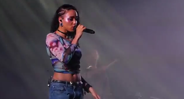 Photo of Instantáneas: FKA Twigs (Oporto, 04/06/15)