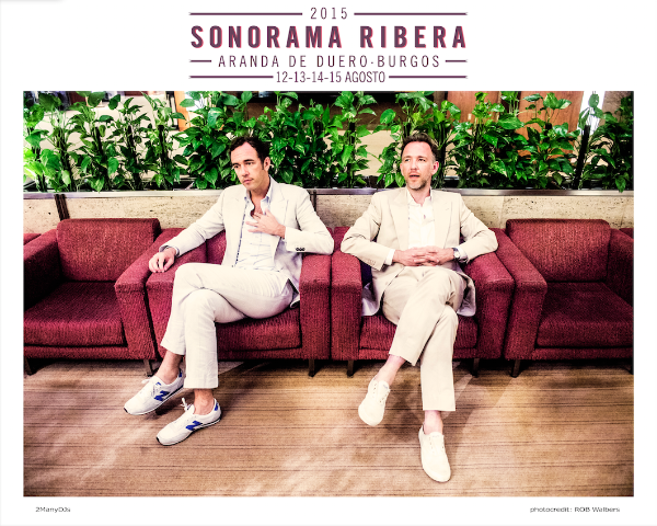 Photo of Más nombres para el Sonorama Ribera 2015