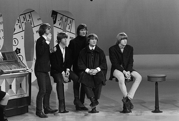 Photo of Los 50 años del debut de los Byrds, los pioneros del folk rock