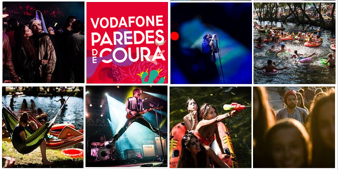 Photo of Cartel completo del Vodafone Paredes de Coura 2015