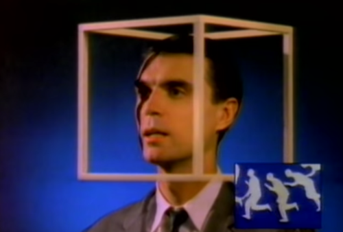 Photo of Talking Heads – Road to nowhere (1985)