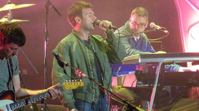 Photo of Instantáneas: Blur (Lisboa, 17/07/15)