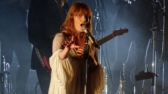 Photo of Instantáneas: Florence + The Machine (Lisboa, 18/07/15)