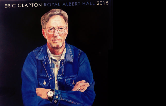 Eric Clapton Royal Albert Hall 2015