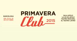 Primavera club 2015