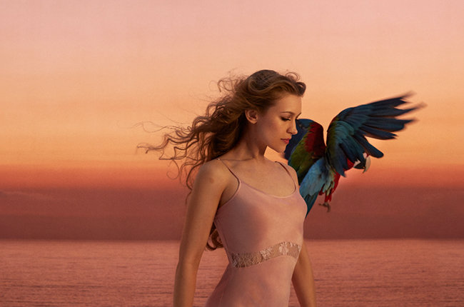 Photo of Joanna Newsom, en noviembre en Barcelona