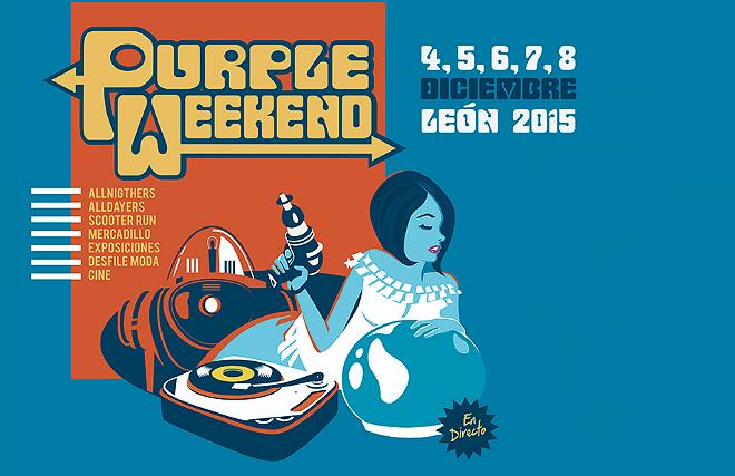 purple weekend 2015