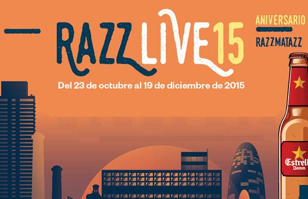 Aniversario Razzmatazz 2015