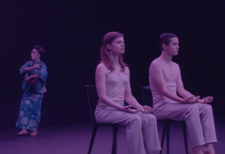 Photo of Christine and the Queens (ft. Perfume Genius) – Jonathan