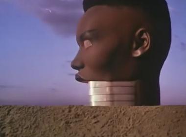 Photo of Grace Jones – Slave to the rhythm (1985)