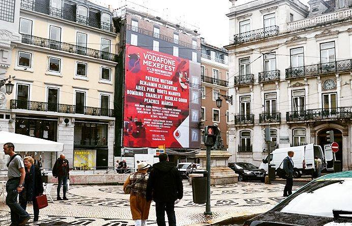 Photo of Los conciertos a oscuras del Vodafone Mexefest 2015