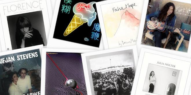 Primeras listas de lo mejor de 2015