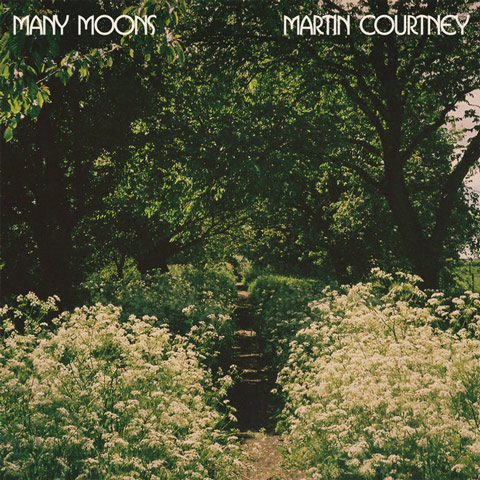Photo of [Reseña] Martin Courtney – Many Moons