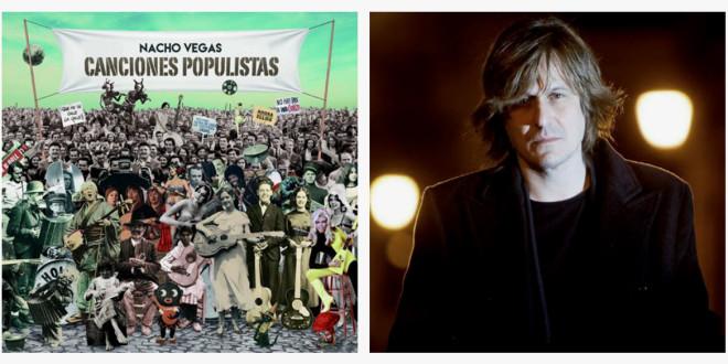 Nacho Vegas publica nuevo Ep y presenta gira