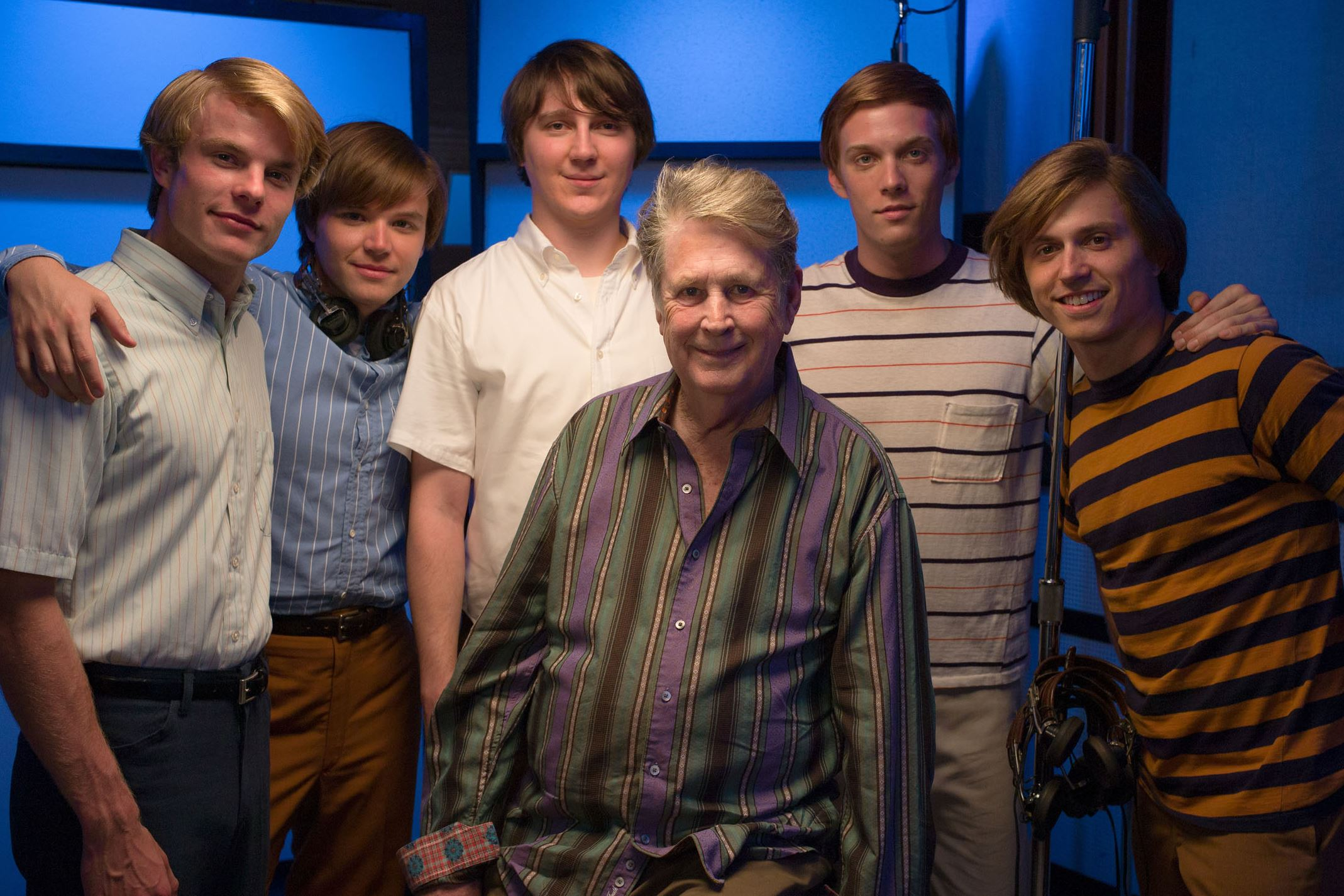 Photo of Brian Wilson, nominado a los Globos de Oro