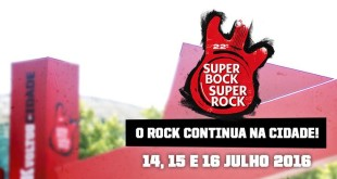 super bock super rock 16