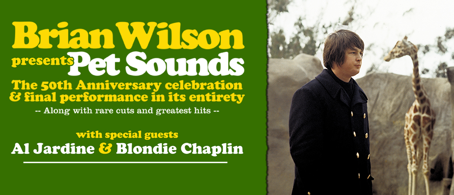 Photo of Brian Wilson anuncia oficialmente su gira 50º aniversario de Pet Sounds