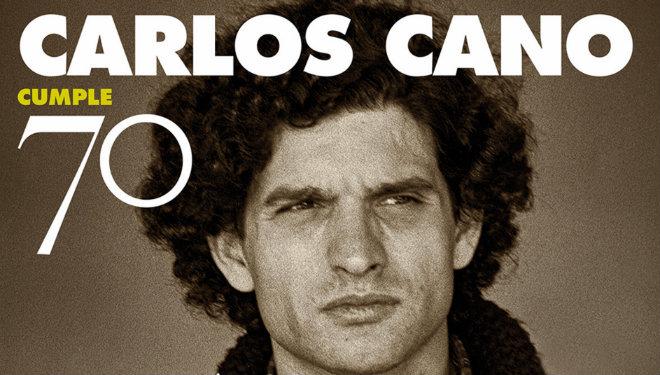 Carlos Cano cumple 70