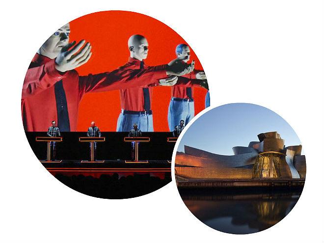 Photo of El Museo Guggenheim Bilbao acogerá en octubre ocho conciertos de Kraftwerk