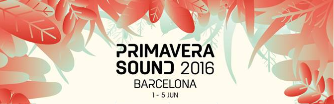 Photo of Cartel del Primavera Sound 2016