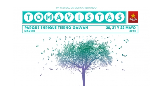 Photo of Primeros nombres del Festival Tomavistas 2016