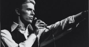 Bowie y el fascismo