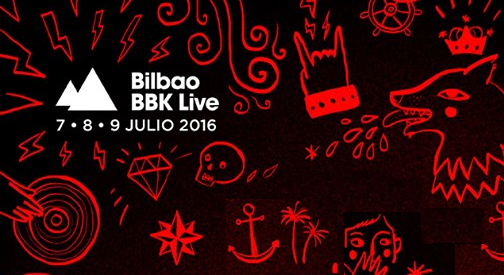Photo of Distribución provisional por días del Bilbao BBK Live 2016