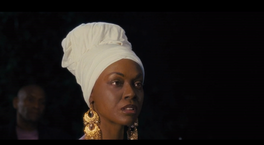Photo of Zoe Saldana es Nina Simone