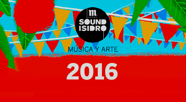 Photo of Programación completa de Sound Isidro 2016