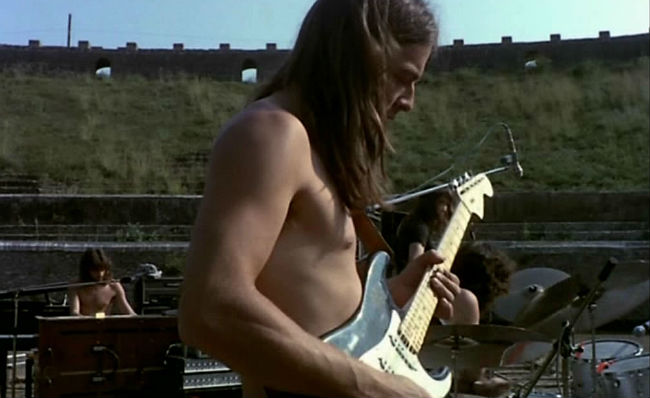 Photo of David Gilmour regresa a Pompeya, 45 años después