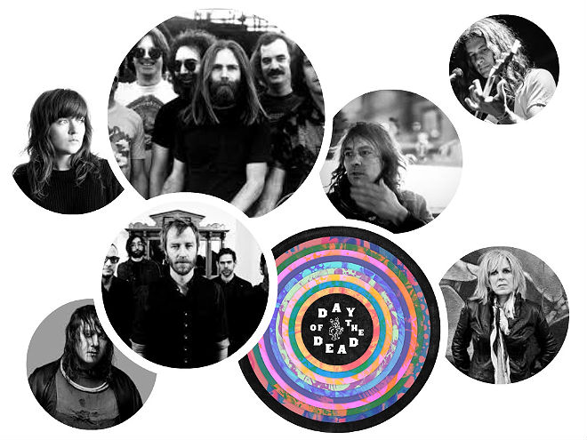 Photo of El disco homenaje a Grateful Dead