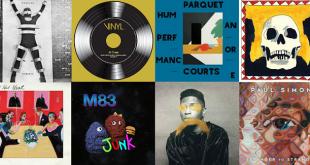 Los discos de la semana  (11/04/16 – 17/04/16)