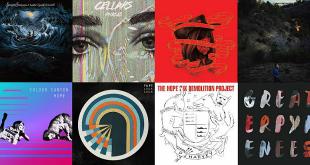 Los discos de la semana (18/04/16 – 24/04/16)