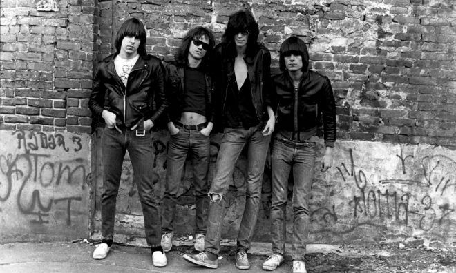 Photo of 40 años del debut de los Ramones