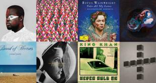 Los discos de la semana (25/04/16 – 01/05/16)