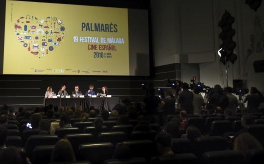 Palmarés 19 Festival de Málaga. Cine Español