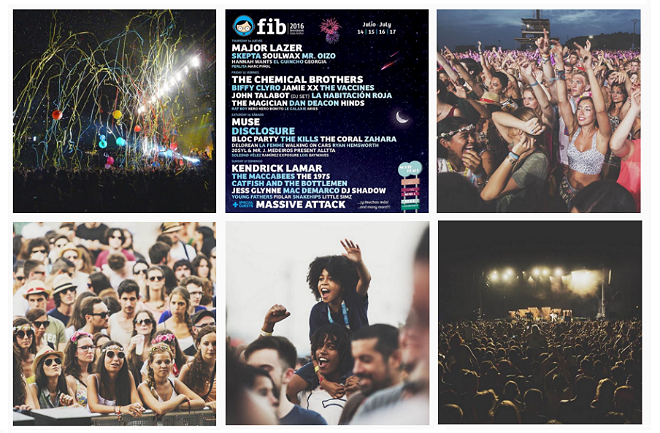 Photo of 16 nuevos artistas al cartel del FIB 2016