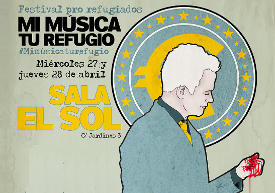 Photo of Cartel de #MiMúsicaTuRefugio