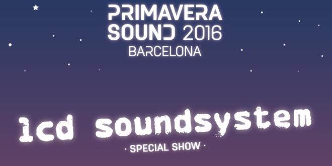 Primavera Sound presenta un show especial de LCD Soundsystem en formato sala