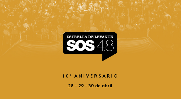 Photo of SOS 4.8 anuncia las fechas de su 10º aniversario