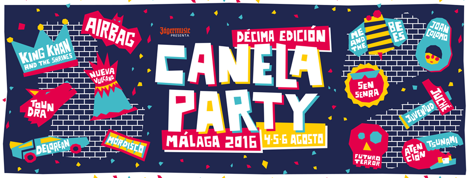 Photo of Canela Party 2016 presenta su cartel