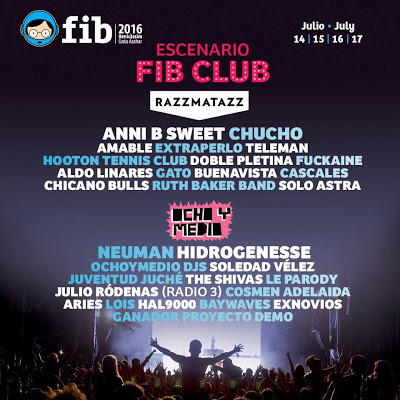 Photo of Cartel del FIB Club