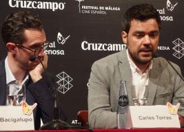 Martin Bacigalupo y Carles Torras