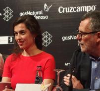 Sílvia Pérez Cruz y Eduard Cortés