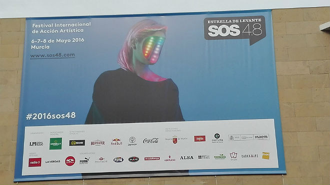 Photo of [Crónica] Festival SOS 4.8 2016